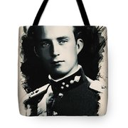 Young Faces From The Past Series By Adam Asar, No 81 Tote Bag
