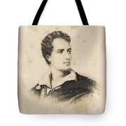 Young Faces From The Past Series By Adam Asar, No 86 Tote Bag
