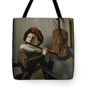 Young Flute Player , Judith Leyster, 1630 Tote Bag
