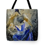 Young Girl 450150 Tote Bag