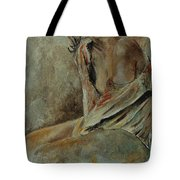 Young Girl  45905040 Tote Bag