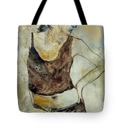 Young Girl  459070 Tote Bag