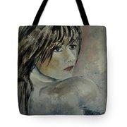 Young Girl 561110 Tote Bag