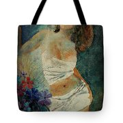 Young Girl  5625632 Tote Bag