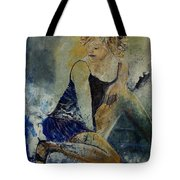 Young Girl 5689474 Tote Bag
