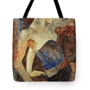 Young Girl  56901247 Tote Bag