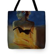 Young Girl  56902140 Tote Bag