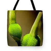 Young Green Shoots Tote Bag