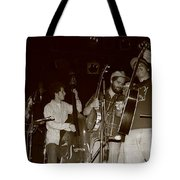 Young Horseshoes Tote Bag