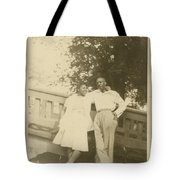 Young Lovers Tote Bag