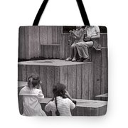 Young Photographers Tote Bag