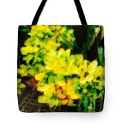 Young Plant Tote Bag