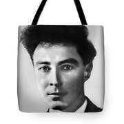 Young Robert Oppenheimer Tote Bag