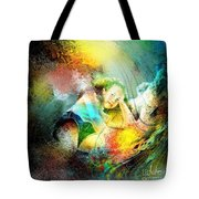 Young Seduction Tote Bag