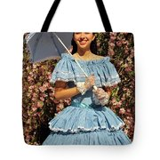 Young Southern Belle Tote Bag