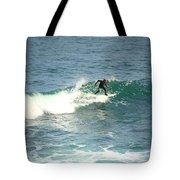 Young Surfers Four Tote Bag