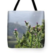 Young Thistles Tote Bag