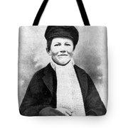 Young Thomas Edison, 1861 Tote Bag