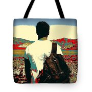 Young Traveller Tote Bag