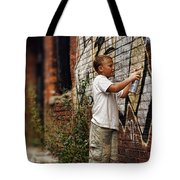 Young Vandal Tote Bag