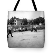 Young Willie Mays Tote Bag