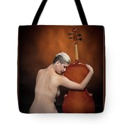 Young Woman Nude 1729.191 Tote Bag