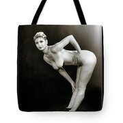 Young Woman Nude 1729.560 Tote Bag