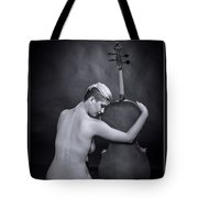 Young Woman Nude 1729.566 Tote Bag