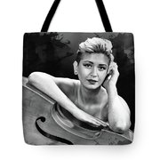 Young Woman Nude 1729.574 Tote Bag