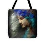 Your Angel Passed Nearby Tote Bag
