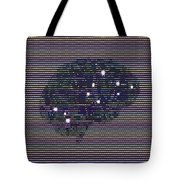 Your Brain On Bad Tv Tote Bag