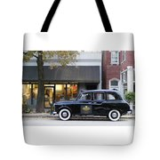 Your Cab Just Arrived Tote Bag