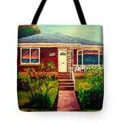 Your Home Commission Me Tote Bag