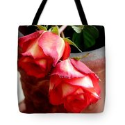 Your Love On Fire Tote Bag