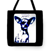 Your New Best Friend Adopt Tote Bag
