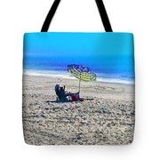 Your Own Private Beach Tote Bag