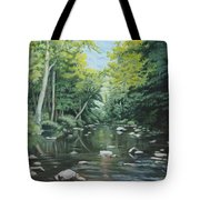 Your Waters Are Purest Tote Bag