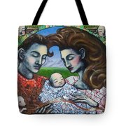 Your World Will Open Endlessly Tote Bag