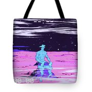 You're My Only Link To The World. Tote Bag
