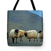 You're On Our Turf Now Tote Bag