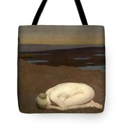 Youth Mourning Tote Bag