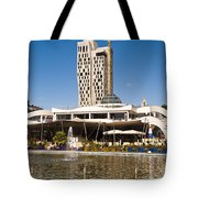 Youth Park Tote Bag