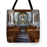 Ysleta Mission #2 Tote Bag