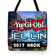 Yu Gi Oh Duel Links Hack Tote Bag
