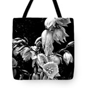 Yucca Blossoms Tote Bag