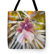 Yucca Dreaming Of Orchids Tote Bag