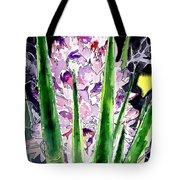 Yucca Flower Plant Southwestern Art Tote Bag