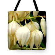 Yucca Flower Tote Bag