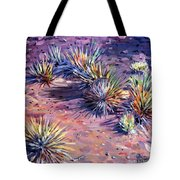 Yucca In Monument Valley Tote Bag