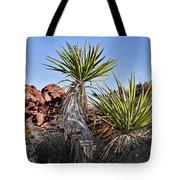Yucca Pair Tote Bag